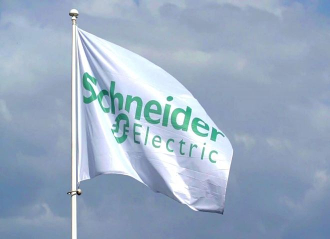 Schneider Electric_flag